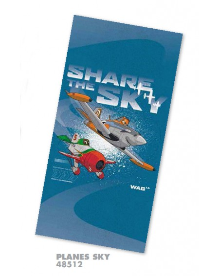 Towel Beach Planes SkyCaleffi