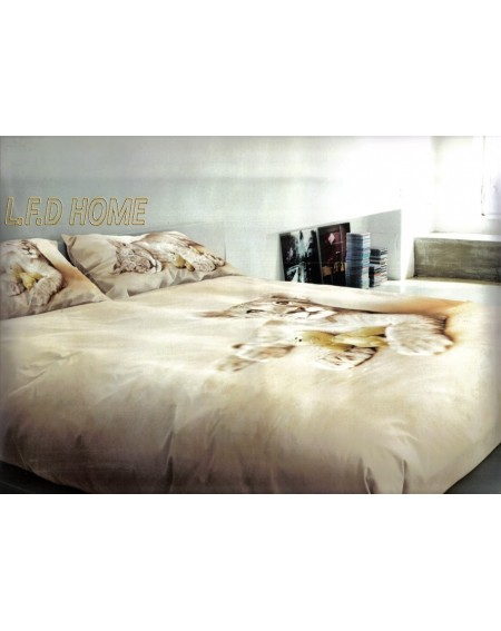 Duvet Set Lion Bassetti