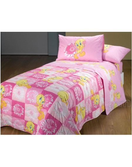 Comforter Tweety Allegra Warner Bros