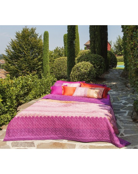 Bettdecke gepolstert Braucht keinen Bezug APPIANI V9 Granfoulard Bassetti
