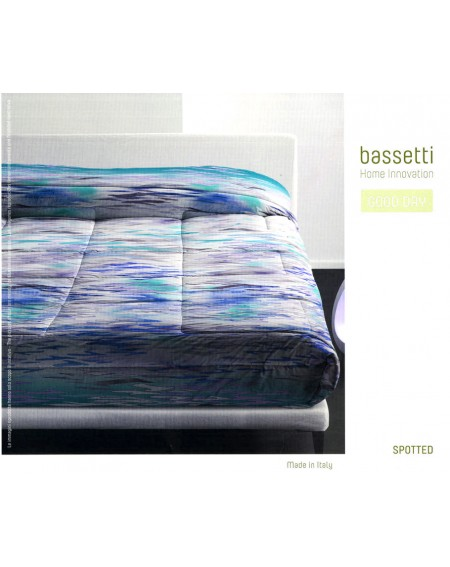 "Double face comforter "" Spotted "" Home Innovation Bassetti"