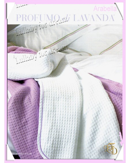 Bedspread Jacquard Arabella Gabel