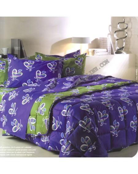 Funda nordica juego completo para cama individual Sweet Years Caleffi