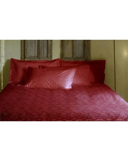 Copriletto rosso Non Trapuntato Matrimoniale Switch Bassetti Decor