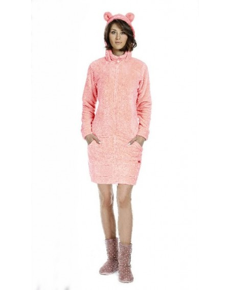 dressing gown Noidinotte MERIL PINK