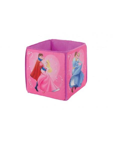 Scatole Portatutto 3 Pezzi Principesse Disney