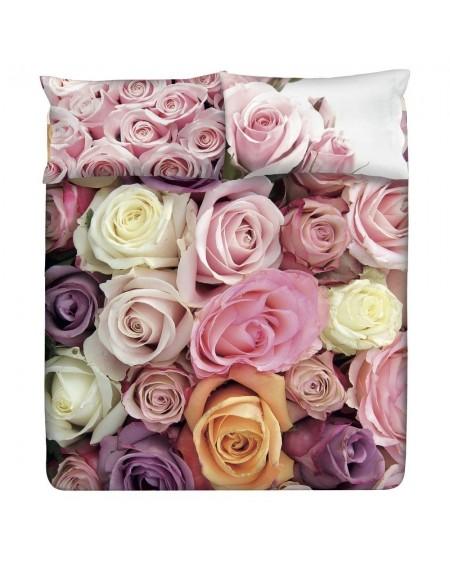Completo Copripiumino Rose...