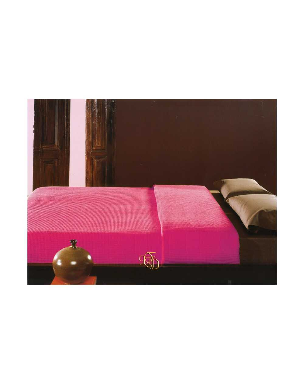 Copriletto letto singolo coperta in cotone soft touch - Coperta letto matrimoniale ...