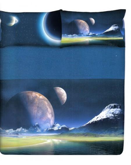 DRAPS DEUX PLACES Planet...