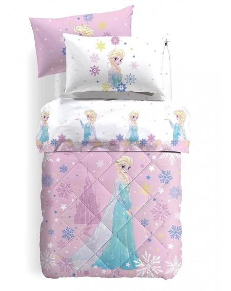 Juegos de sábanas para cama individual Frozen
