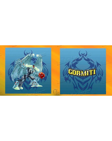 Kissen Gormiti 40 x 40 cm