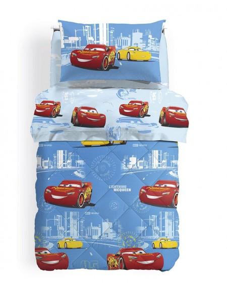 édredon cars 3 Disney Pixar By Caleffi