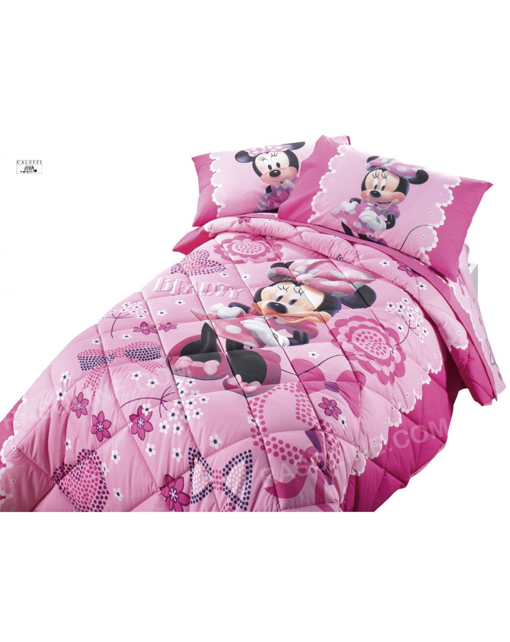 Piumone Principesse Disney Caleffi.Lfd Home