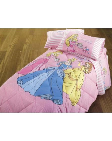 Bettdecke gepolstert Braucht keinen Bezug Cinderella Caleffi