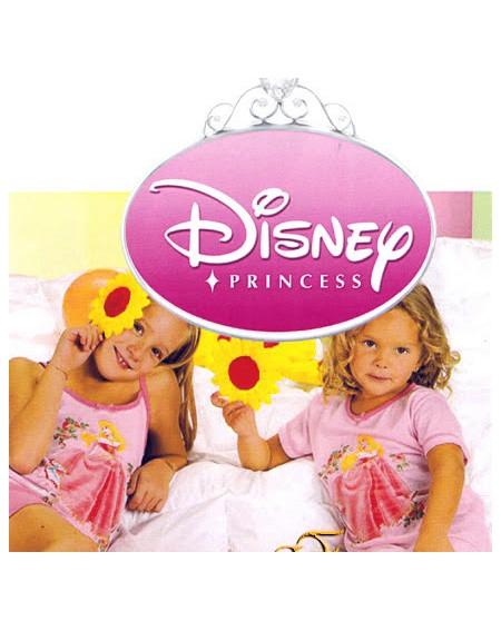 Nachthemd Prinzessinnen Aurora Disney Rosa