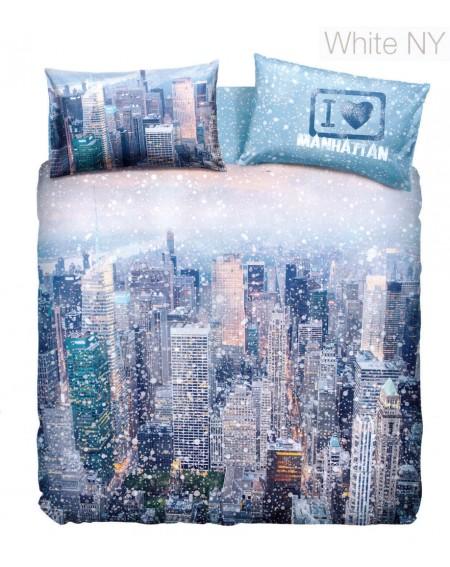 Funda nórdica -Manhattan By Bassetti WHITE NEW YORK