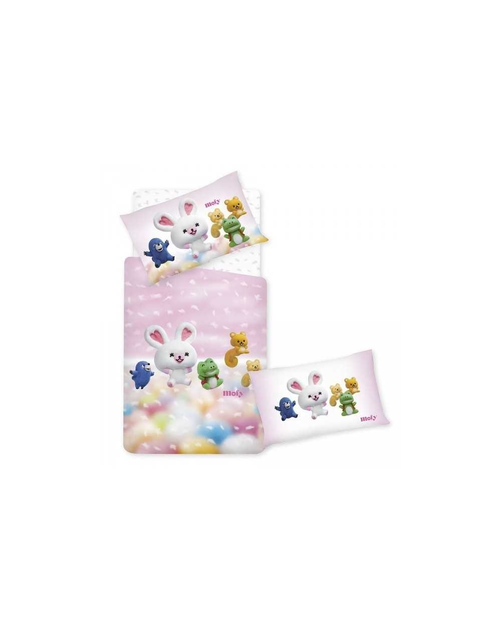 Housse de couette bébé Mofy PUFF MADE IN ITALY