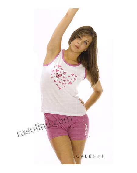Schlafanzug Jersey Baumwolle 100% Sweet Years