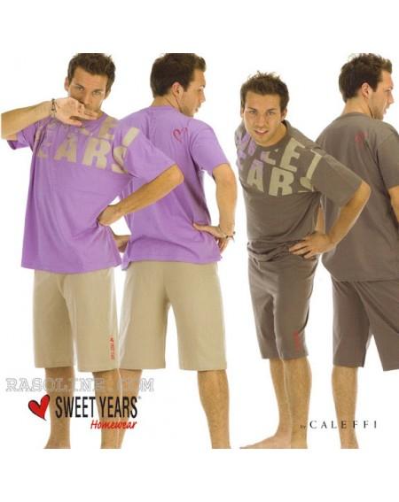 Schlafanzug Man Sweet Years Caleffi Lilla