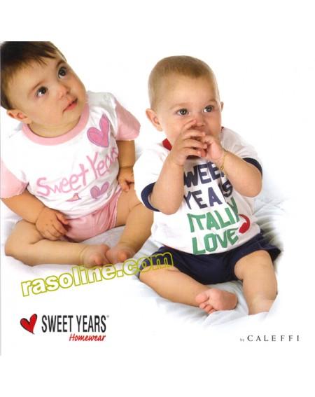 Schlafanzug Bimba Sweet Years Caleffi