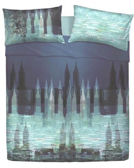 Bettwäsche Überschlaglaken Next CITY Bassetti Imagine 3D