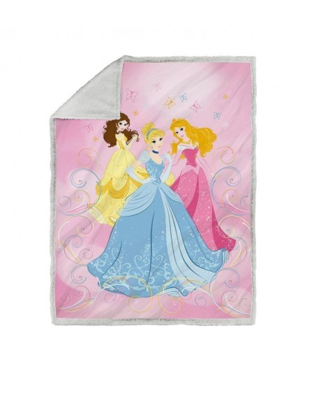 Fleece Blanket Minnie Disney