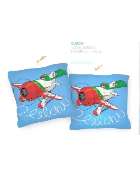 Coussin Planes Sky