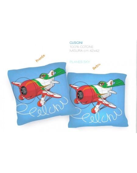 Decorative Pillow Planes Disney