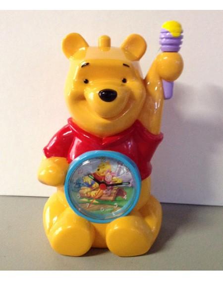 Clock Alarm Winnie The Pooh
