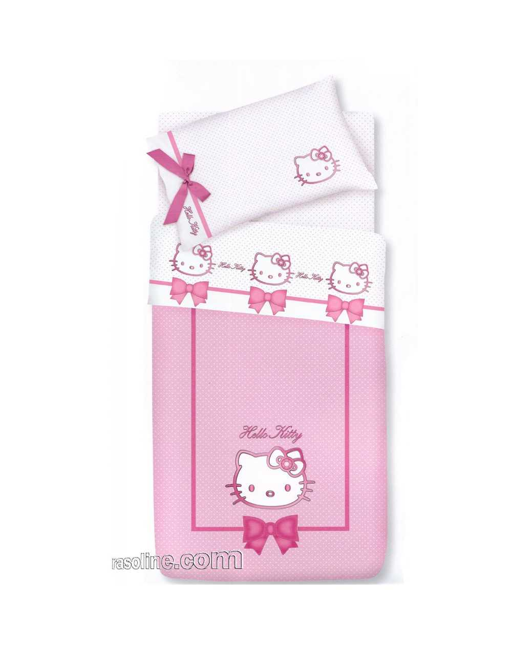 Lenzuola Una Piazza Hello Kitty – rasoline.com