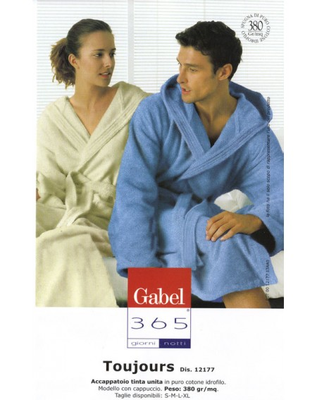 Bademantel TOUJOURS By Gabel