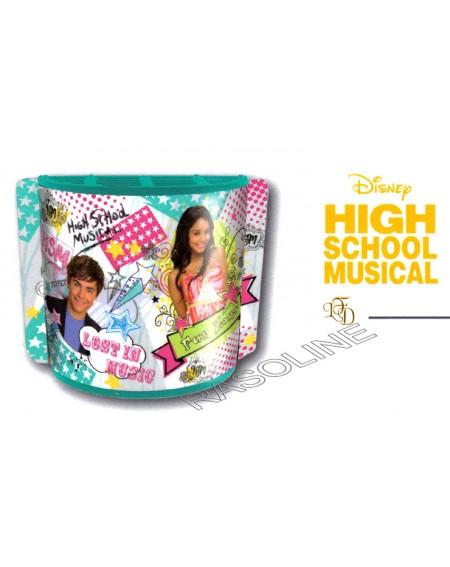 Lampada Da Parete Applique High School Musical Originale Disney