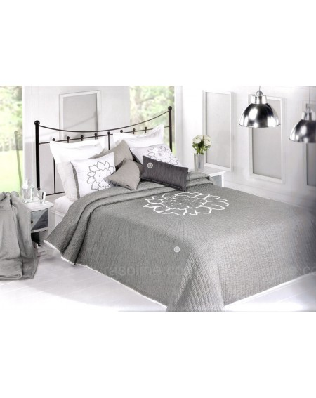 "BEDCOVER DOUBLE FACE ""ATICA by Manterol"