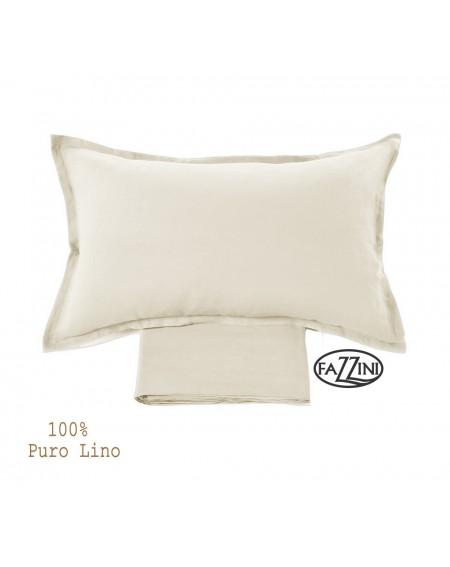 lenzuola lino soffio