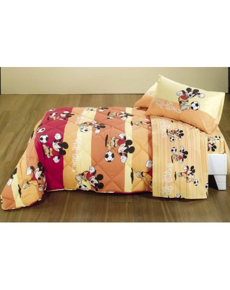 Bettbezug Mickey Calcio