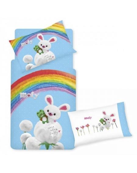 Funda nordica para cama baby Mofy Rainbow Gabel