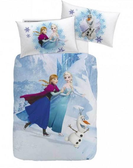 Copripiumino Di Frozen.Disney Frozen Elegance Single Duvet Cover