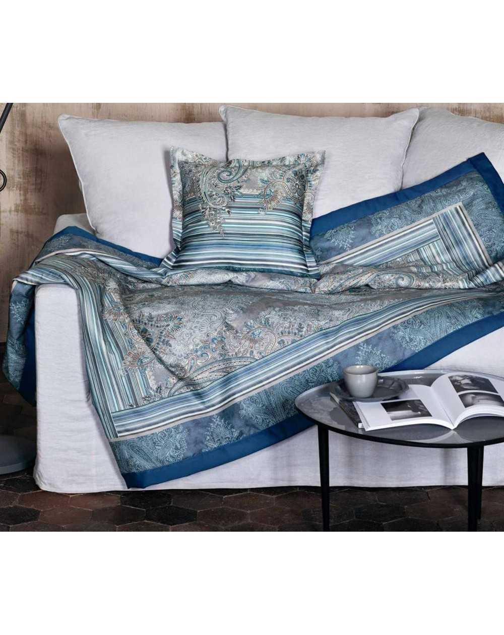 consegna in 1 giorno plaid filarete linea granfoulard bassetti rasoline l f d home. Black Bedroom Furniture Sets. Home Design Ideas