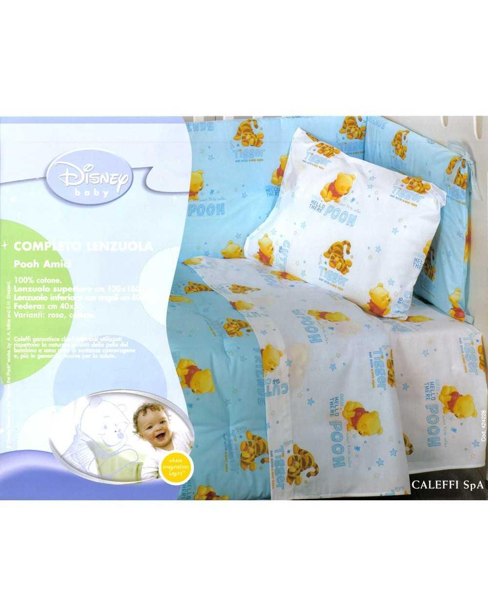 Lit bebe winnie the pooh avec des id es int ressantes pour la conception de la for Parure lit bebe ikea