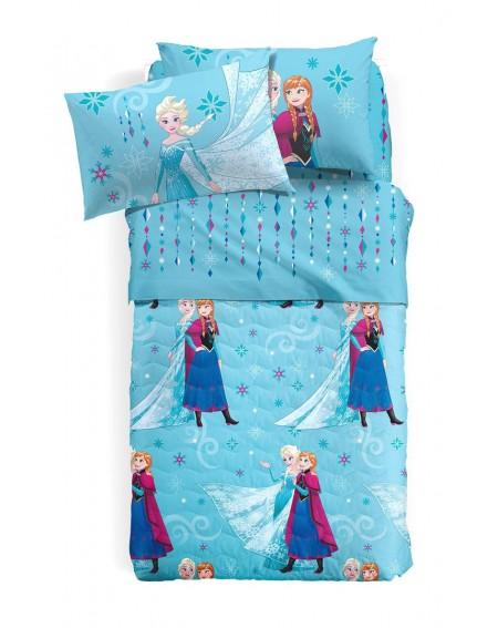 Set Bettlaken frozen