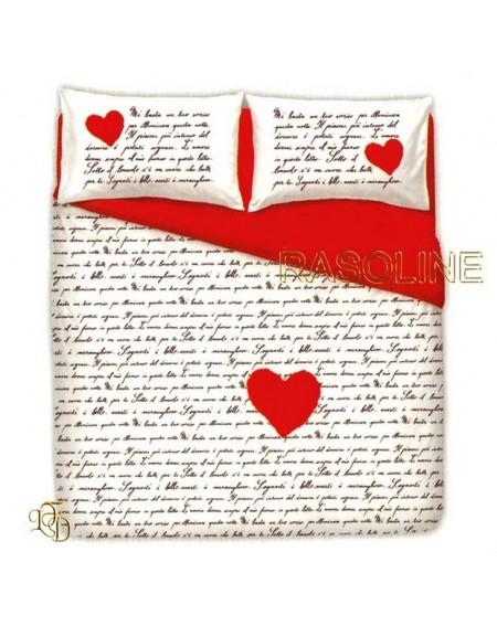 Copripiumino San Valentino.Lfd Home
