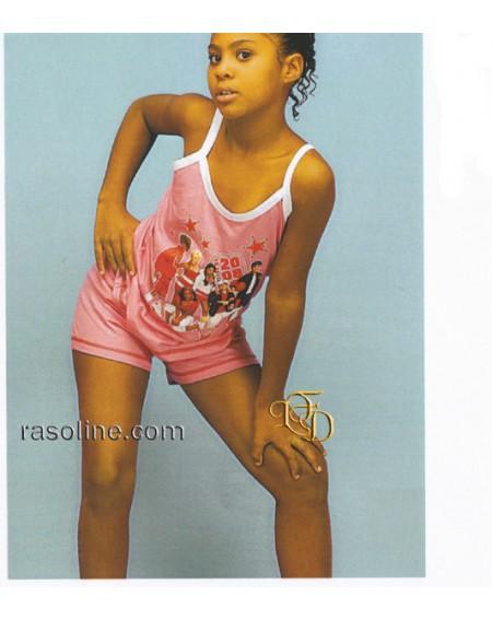 Schlafanzug High School Musical Disney 7/8 13/14 Jahre