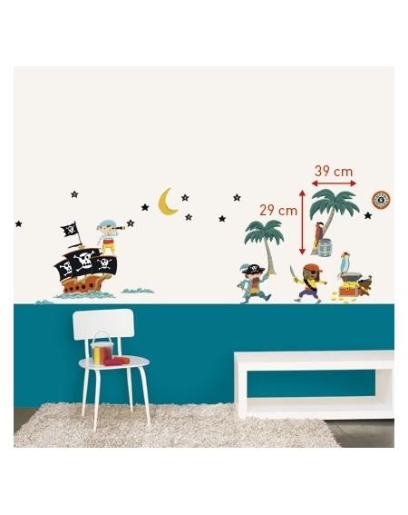 Stickers for Kids Pirates, Kalou