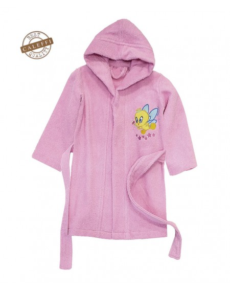 Bathrobe Kids Tweety