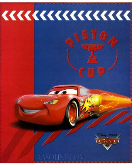 Fleece Schlafdecke Piston Cup Disney