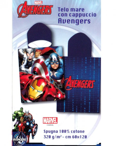 Poncho Avengers Marvel by...