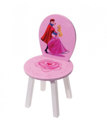 """Sedia """"Principesse"""" Dancing Bell, Cenerentola, Biancaneve, Bella Adormentata Disney"""
