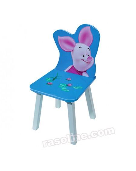 Sedia Winnie The Pooh, Pimpi, Tigro, Ih-Oh Disney