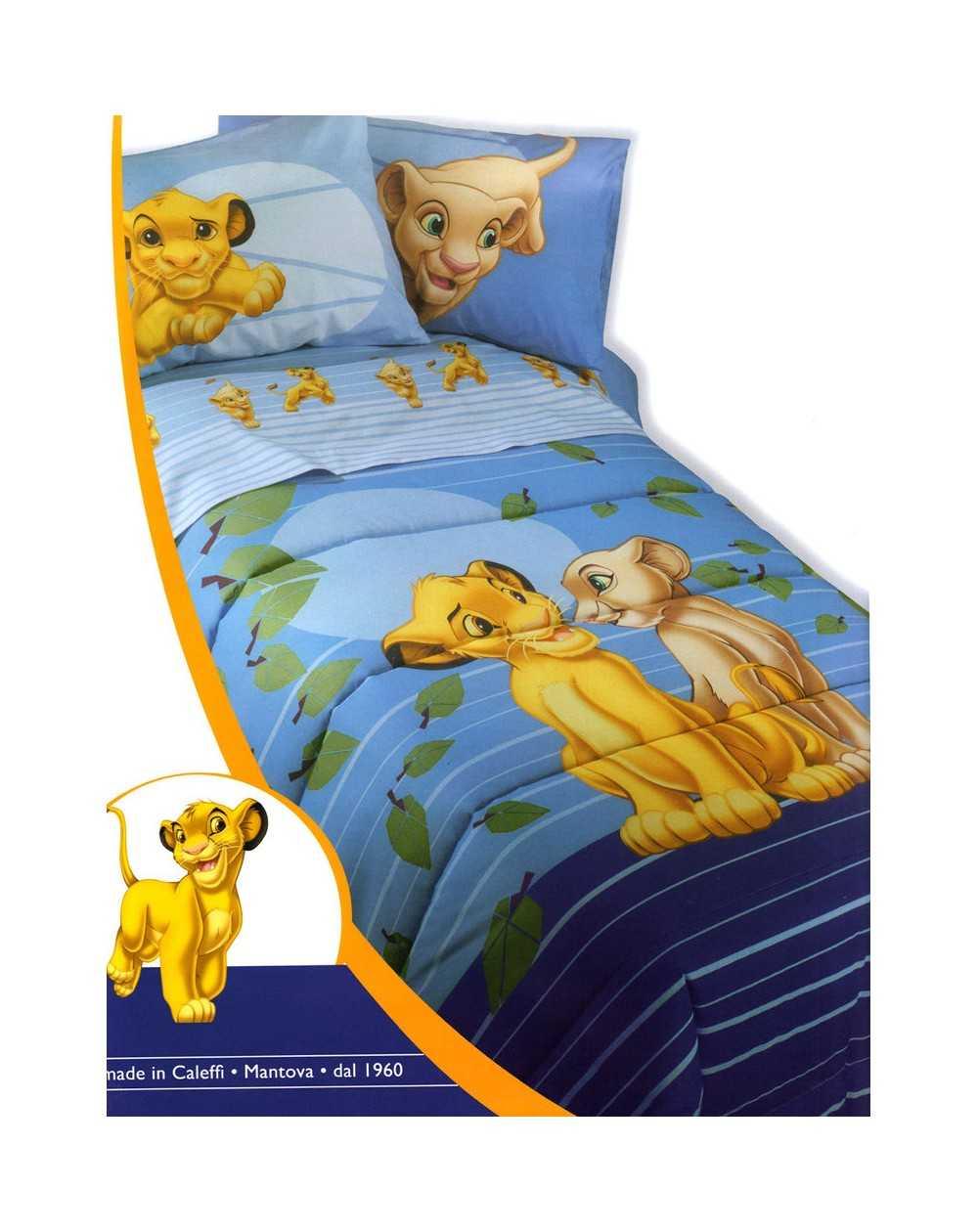 Comforter SINGLE BED Simba DISNEY