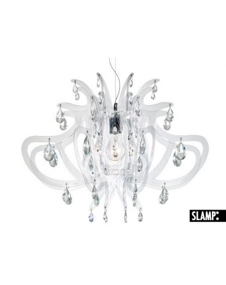 Lampada A Sospensione - Lampadario Lillibet Transparent